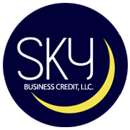 Sky business Credit logo