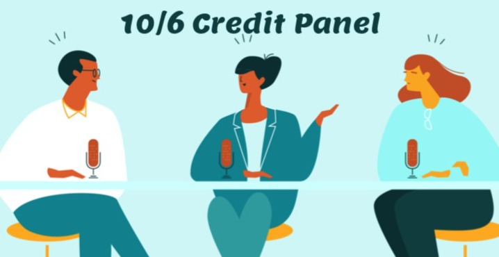 10/06 Credit Panel *Special Rate*